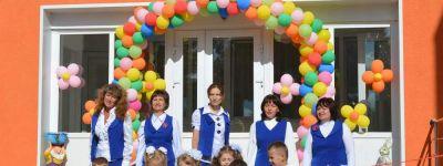 Благочинный Красненского округа освятил здание детского сада «Капелька»