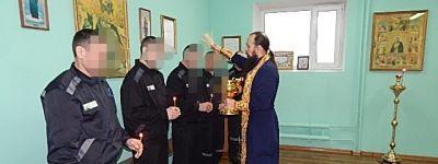 Белгородские сёстры милосердия навестили заключённых в белгородских колониях