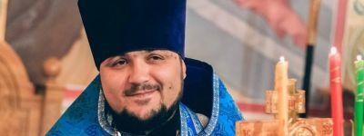 Прихожане храма во имя преподобного Сергия Радонежского поздравили батюшку с Днём Ангела