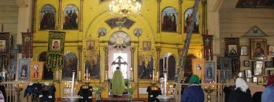 Новые паникадила установлены в храмах в Казачьей Лисице и в Ивановской Лисице