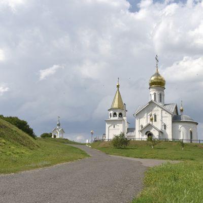 Свято-Троицкий Холковский мужской монастырь