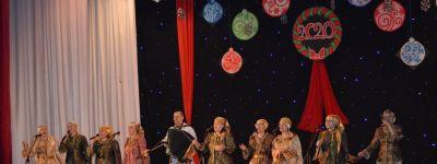 34 творческих коллектива приняли участие в Фестивале хоровой музыки «Рождественские встречи» в Новом Осколе