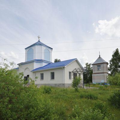 Храм Рождества Христова в селе Солдатское