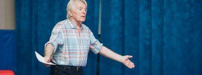 Легендарный актёр Юрий Назаров покорил сердца грайворонцев  своим обаянием, искренностью и искрометным чувством юмора