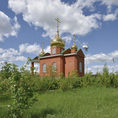 Храм Покрова Пресвятой Богородицы в селе Ерёмовка