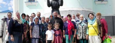 Прихожане храма святого апостола Иакова, брата Божия совершили паломническую поездку в Курскую Коренную пустынь