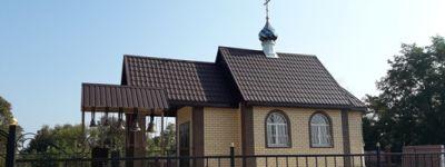 Новый храм в ноябре освятят в Дроновке