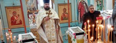 Престольный праздник отметили в Ивановской Лисице