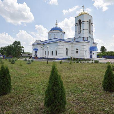 Храм Рождества Пресвятой Богородицы в Шаталовке