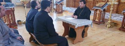 На собрании духовенства 2-го Яковлевского благочиния рассмотрели вопросы жизни приходов