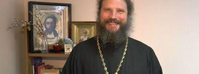 Настоятель старооскольского храма Сергия Радонежского принял участие в программе «Завет» на всероссийском телеканале «Спас»