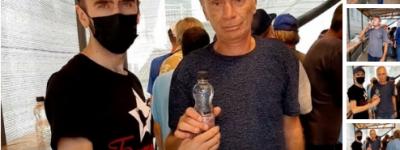 Белгородские православные активисты помогли бездомным в жару