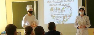 Лекцию об укреплении здоровья прочитали православным гимназистам в Старом Осколе