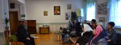 Предстоящие события обсудили на приходском собрании в Смоленском соборе в Белгороде