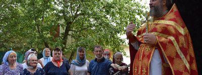 Прихожане храма Рождества Пророка и Крестителя Господня Иоанна в Старом Осколе отметили свой престольный праздник
