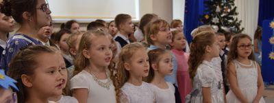 В старооскольской православной гимназии представили рождественский спектакль о появлении Богомладенца Христа