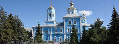 Площадь у Смоленского собора в Белгороде капитально благоустроили