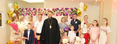 В Волоконовском районе отпраздновали День Семьи