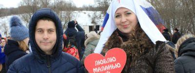 Белгородское сестричество милосердия приняло участие в «Маланье Зимней»