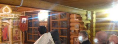 Священники Белгородской митрополии в рождественские праздники навестили заключённых в белгородских колониях