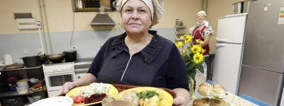 «Белгородская правда» рассказала о работе благотворительной столовой белгородского сестричества милосердия