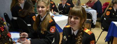 «Традиции праздника Рождество Христово» узнали валуйские восьмиклассники