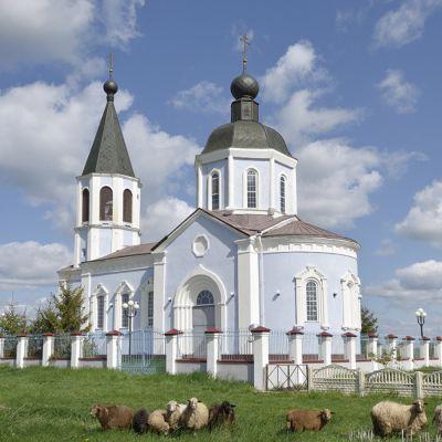 Храм Покрова Пресвятой Богородицы в Покровке