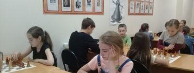 Шахматистки из Воскресной школы Смоленского собора сыграли в городском турнире
