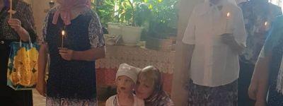 Медовый Спас празднуют в Песчаном