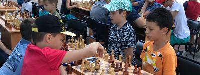 Областной шахматный фестиваль при поддержке Фонда Президентских грантов провели в Воскресной школе Смоленского собора Белгорода