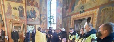 Заупокойные литии в память о тех, кто погиб в ДТП, прошли в храмах Шебекинского благочиния