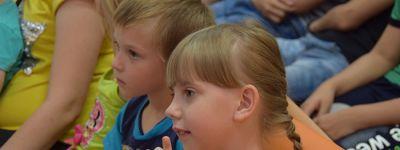Благотворительный фонд «Фонд Света» провел для детей с особенностями развития Пасхальный фестиваль