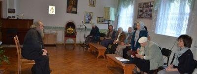 Приходское собрание состоялось в белгородском Смоленском соборе