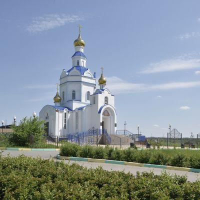Храм Преображения Господня в Матрено-Гезово