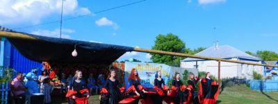 Петров день отпраздновали на улице Петрова в селе Тростянец