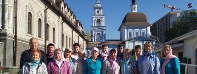 Православные грайворонцы совершили паломничество к святыням Белгорода