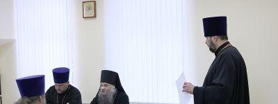 Состоялось собрание благочинных и руководителей епархиальных отделов и комиссий Валуйской епархии