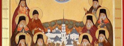 Побывать в Оптиной пустыни в День Защитника Отечества приглашает Паломнический центр Белгородской митрополии