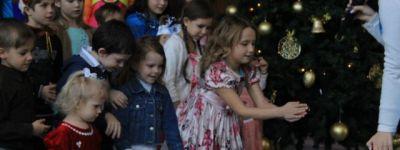 Рождественский утренник для подопечных Марфо-Мариинского сестричества милосердия организовали в Белгороде