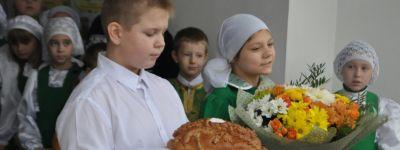Епископ Валуйский совершил Божественную литургию в городе Алексеевка