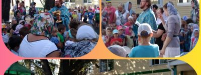 Белгородский православный детский сад «Покровский» получил благословение на новый учебный год