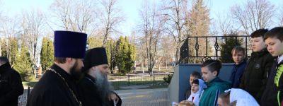 Епископ Валуйский и Алексеевский посетил с архипастырским визитом 1-е Бирючанское благочиние