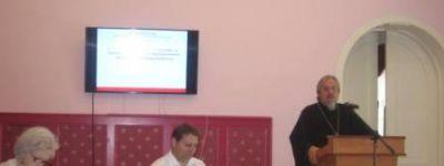 Валуйский педагог выступила с докладом на Августовской областной секции учителей православной культуры в центре «Преображение» в Белгороде