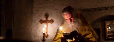 Архиерейское служение состоялось в «Иерусалиме Новом» в Сухарево