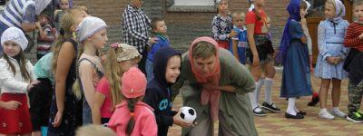 В воскресной школе при храме преподобного Сергия Радонежского в Старом Осколе начался новый учебный год