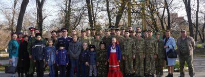Новооскольские кадеты победили на фестивале «Казачий Спас»