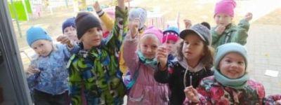 Всемирный день чистых рук отметили в белгородском православном детском саду