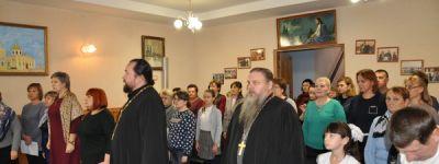 Секцию епархиального этапа XXVIII Международных Рождественских образовательных чтений «Искусство, опалённое войной» провели в Грайвороне