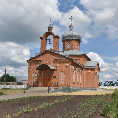 Храм Рождества Пресвятой Богородицы в селе Калиново