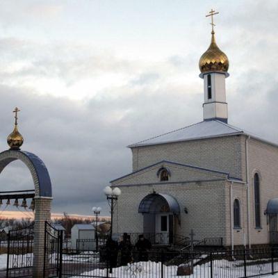 Храм святой Равноапостольной княгини Ольги в селе Зенино